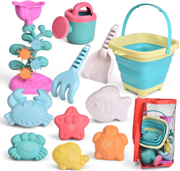 Baby Soft Silicone Beach Toys