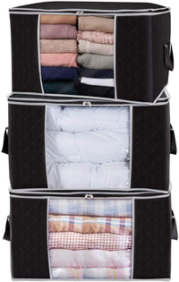 Large Capacity Clothes Storage Bag Organizer