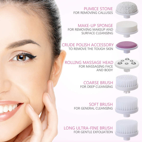 Silicone Facial Cleansing Brushes