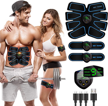 Muscle stimulator for the buttocks