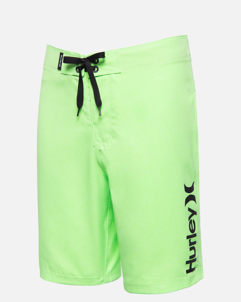 Neon Green Heather