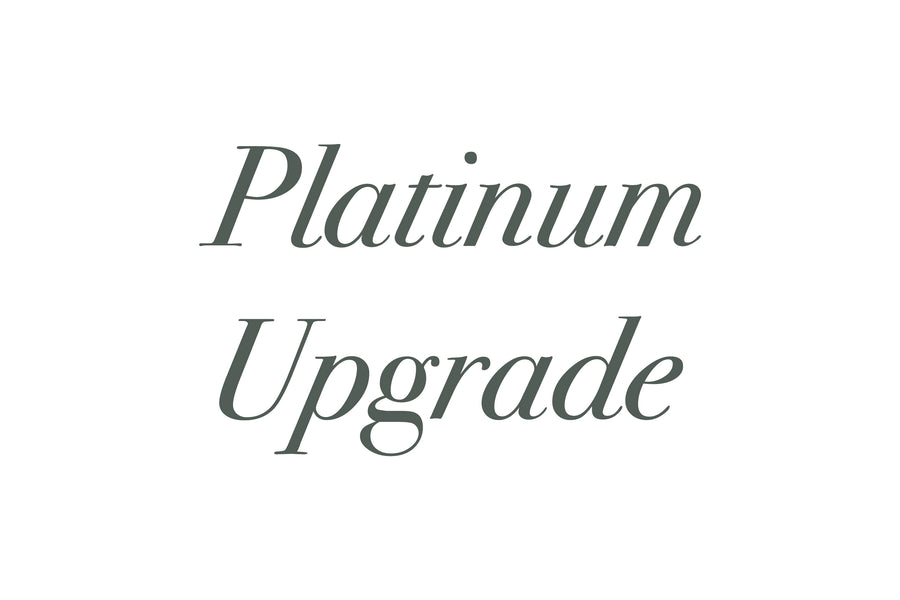 Upgrade to Platinum
