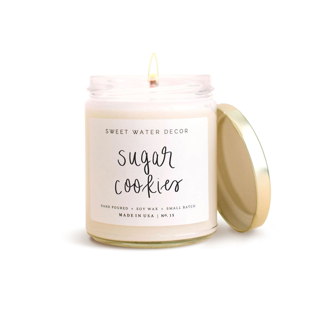 Sugar Cookies Candle