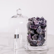 Load image into Gallery viewer, Amethyst Aroma Crystals Diffuser