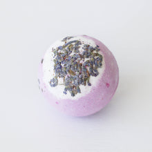 Load image into Gallery viewer, Lavender Shea Bath Bomb