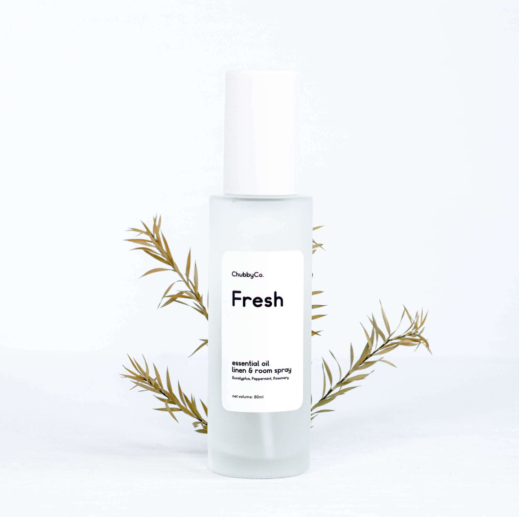 Fresh Essential Oil Linen & Room Spray