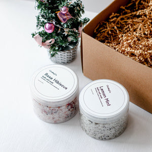 Bath Salt Soak Duo Set
