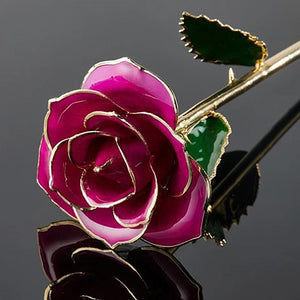 Bloom Eternal 24K Gold Rose