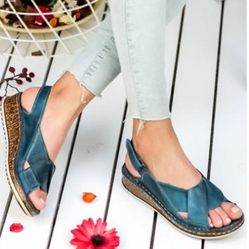 Women's Comfortable Open Toe Summer Sandals