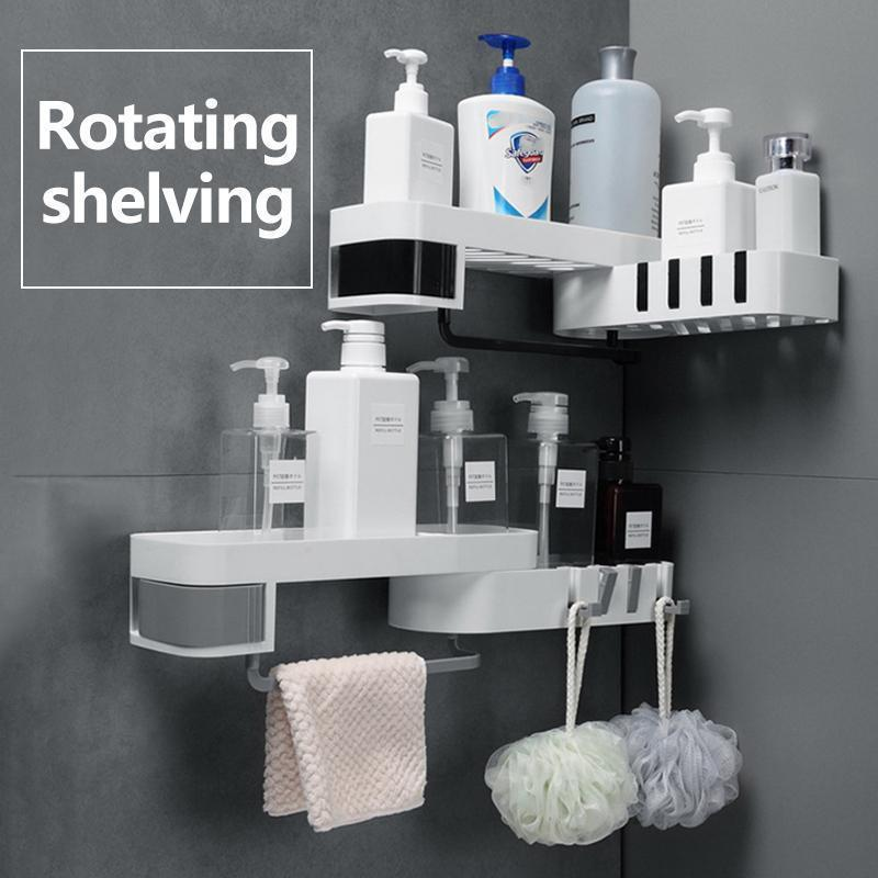Hirundo  Rotating Storage Shelf