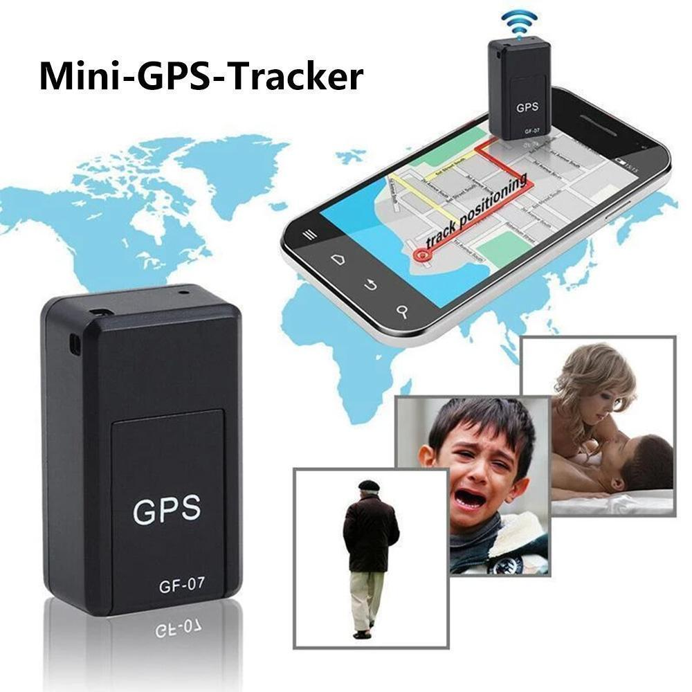 Magnetic Mini GPS Locator, Anti-theft GPS Tracker