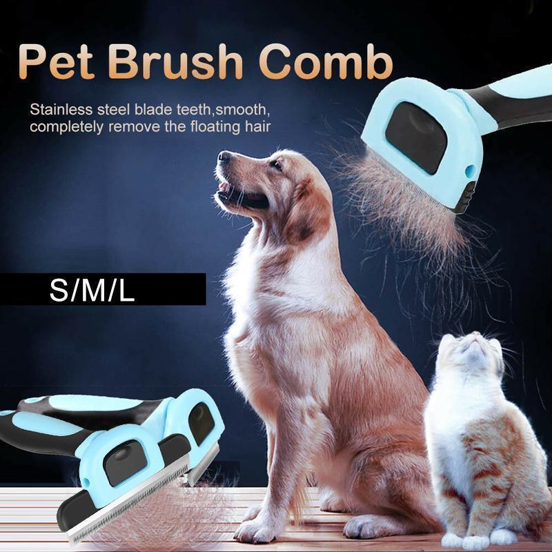"Mvstu™ Fur Brush - Winner ""Best Pet Deshedder"""