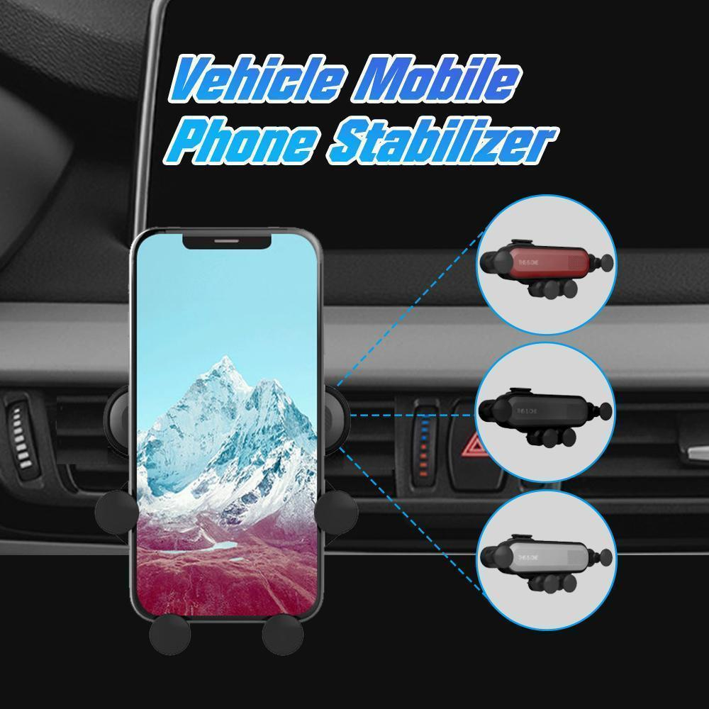 Vehicle Mobile Phone Stabilizer