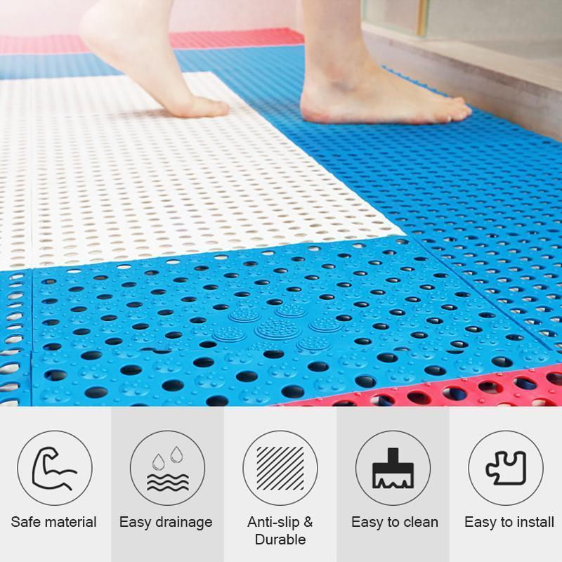 Bathroom Non-slip Mat (4 PCs)