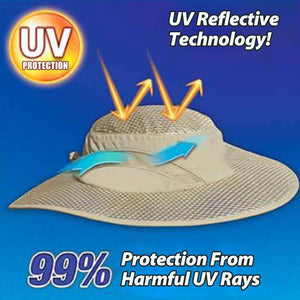 Sunscreen Cooling Hat