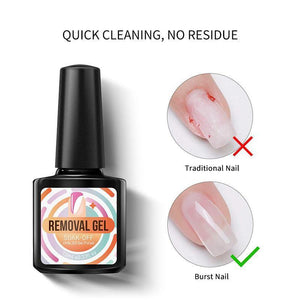 Soak-Off Nail Polish Remover