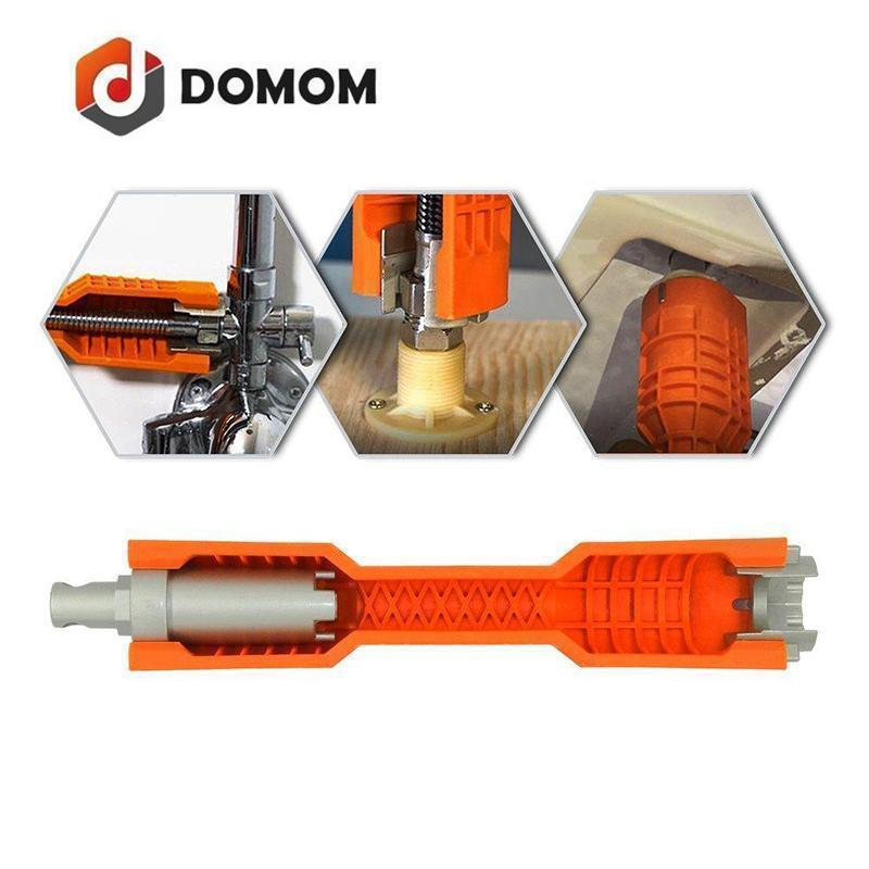 Domom Faucet and Sink Installer Model 2018