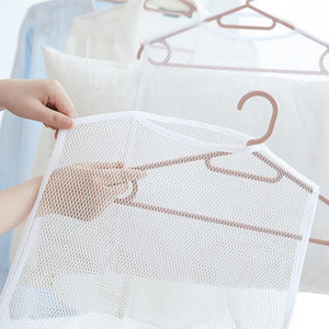 Windproof Mesh Bag for Pillows or Dolls