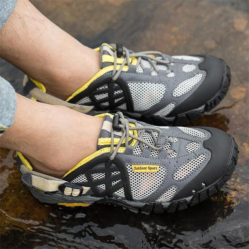 MVSTU™ Men's Breathable Outdoor Mesh Water Shoes