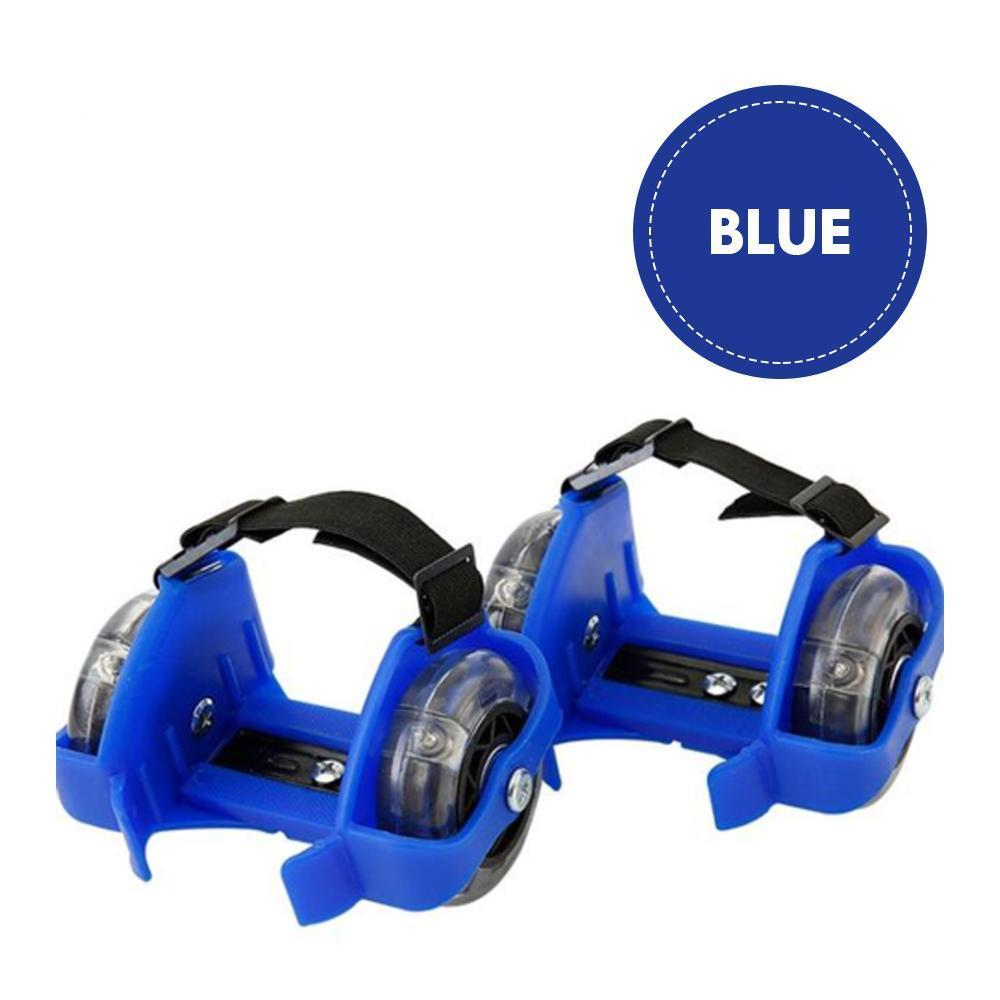 Light-up Heel Wheels
