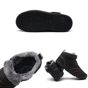 Warm Cotton Snow Boots