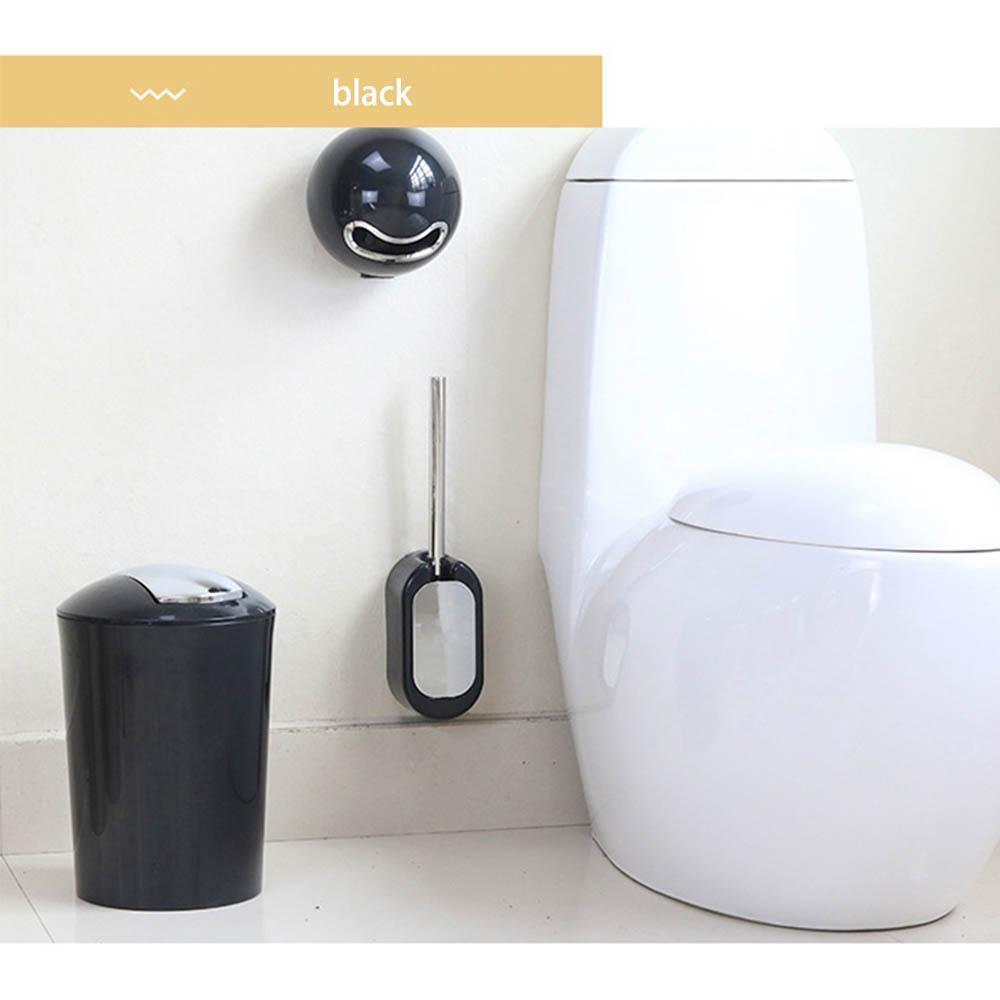 HOME WALL-MOUNTED TOILET BRUSH HOLDER