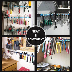 MVSTU™ Magnetic Tool Holder Racks / Tool Organizer