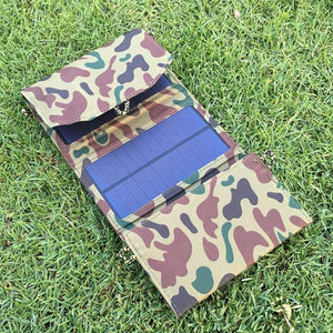 Portable Solar Panel Charger