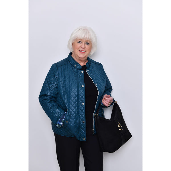Ladies Quilted Finesse Jacket