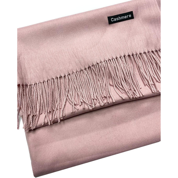 Rose Cashmere Scarf - Kirkwood of Scotland