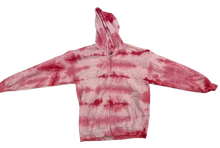 Load image into Gallery viewer, Pink Heather Zip Up