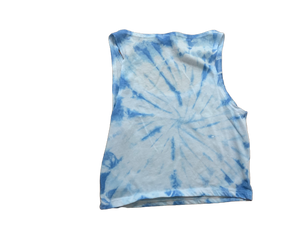 Thunder Crop Top