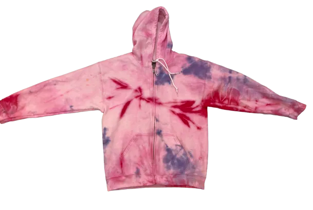 Pink Heaven Zip UP