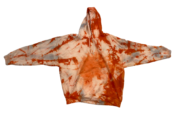 Burnt Orange Hoodie