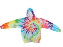 Load image into Gallery viewer, Rainbow Razzle Dazzle Hoodie