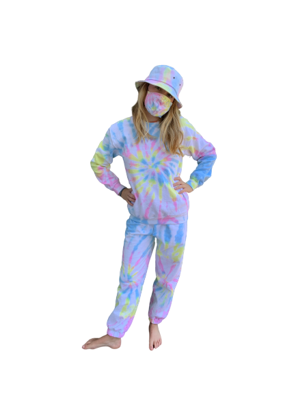 Bahama Mama Set with Bucket Hat