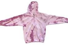Load image into Gallery viewer, Blush Zip Up Hoodie