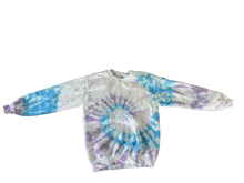 Load image into Gallery viewer, Lilac Tornado Crew Neck