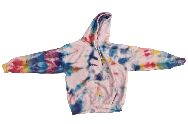 Candy Beaded Hoodie
