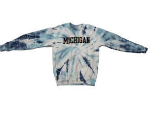 Michigan Crew Neck