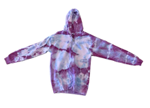 Load image into Gallery viewer, Blue-tiful Zip up Hoodie