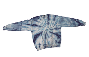 Blue-tiful Crew Neck