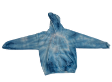 Load image into Gallery viewer, Blue Burst Hoodie