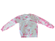 Load image into Gallery viewer, Pink Polka Dot Crew Neck