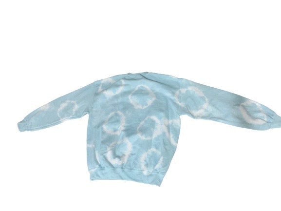 Blue Jellyfish Crew Neck