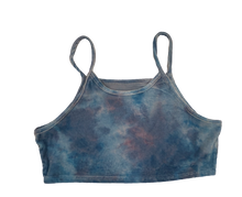 Load image into Gallery viewer, Cotton Candy Velvet Crop
