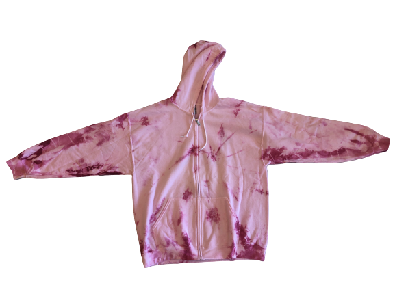 Taffy Zip Up