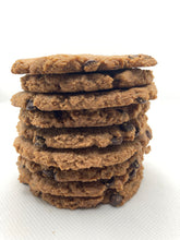Load image into Gallery viewer, Chocolate Chip Cookies Keto, Paleo and Diabetic Friendly and Gluten Free.
