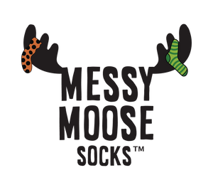 Messy Moose Socks