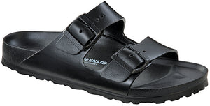 Birkenstock Arizona Black EVA Sandals (Women)